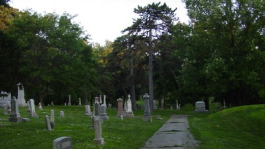 Cover for Historical Union Hill Cemetery in Kansas City, MO