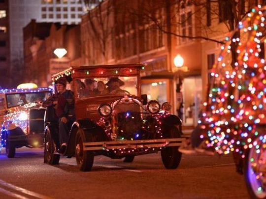 When Is Cowpens S.C. 2020 Christmas Parade 2019 11 17 Cowpens, SC Daily News | News Break