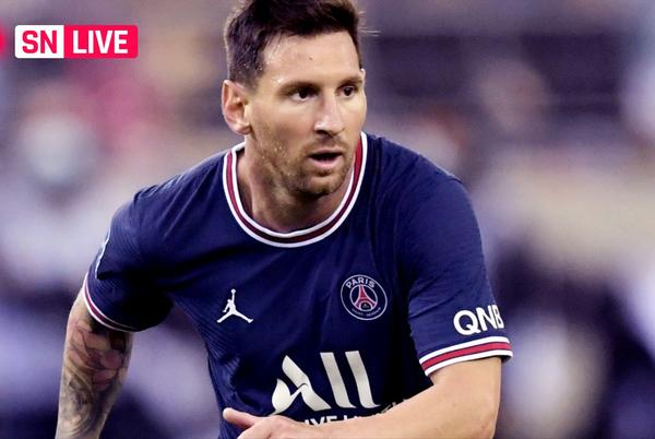 Picture for PSG vs. Lyon: Live score, updates, highlights from Ligue 1 match with Messi, Neymar, Mbappe