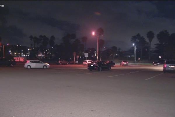 Picture for City of San Diego proposing ban on overnight parking in Mission Bay