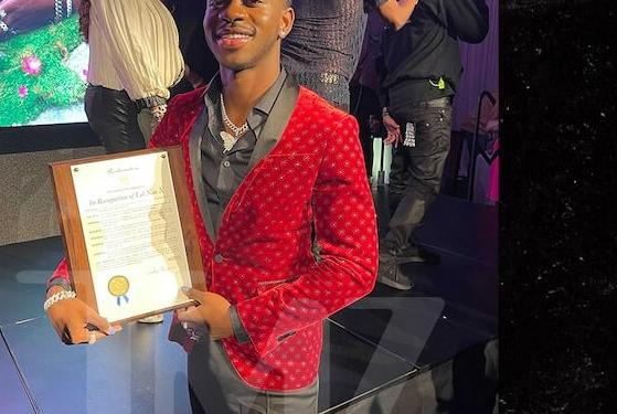 """Picture for Atlanta City Council Declared Oct.20 As Lil Nas X """"Day"""""""
