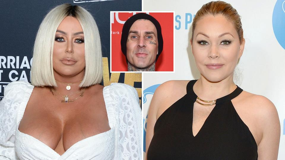 Picture for Aubrey O'Day Says Shanna Moakler Was 'Saved' From Travis Barker Relationship Amid Their Feud
