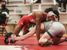 Picture for Portage grad Donnell Washington thrives for Indiana wrestling