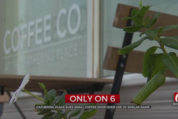 Picture for Gathering Place Sues Small Coffee Shop In Shawnee Over Name Rights