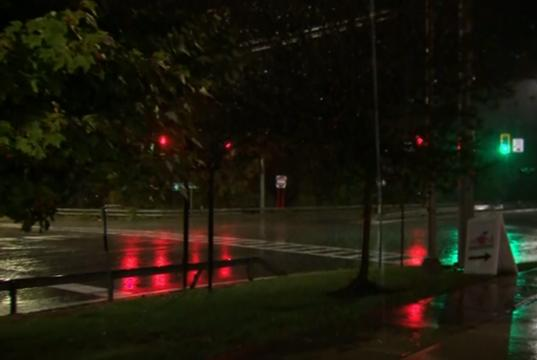 Picture for October Nor'easter knocks out power to thousands across the Hudson Valley