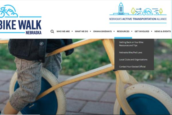 Picture for Bikeway Ridership Higher Than Expected, But That's No Surprise to Julie Harris of Bike Walk Nebraska