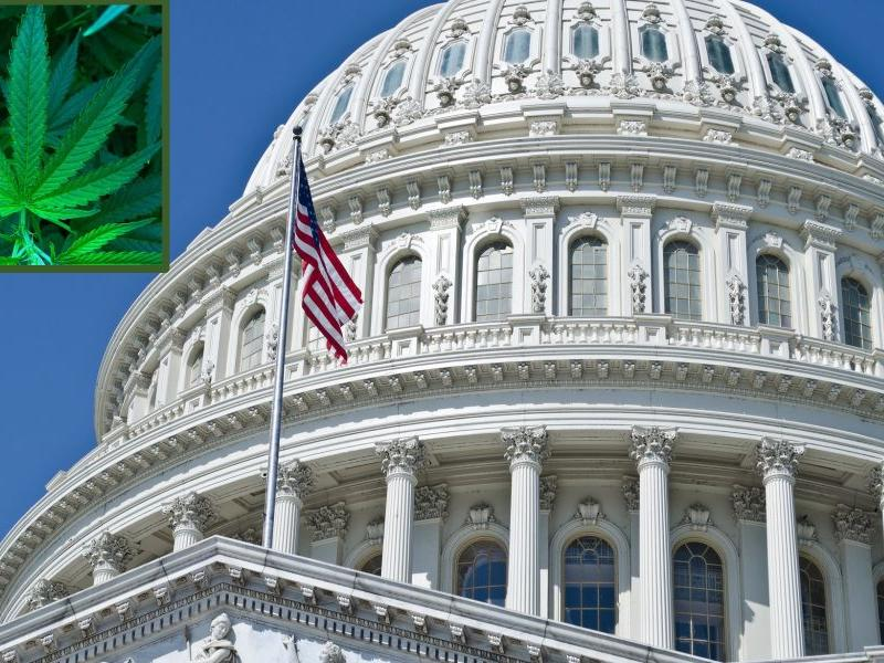 House Debates Measure To Protect State Marijuana Laws From Federal Interference