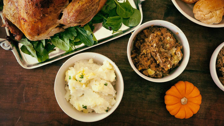 Cover for Thanksgiving Cancelled? Dinner Favorites Might be Missing This Year