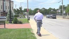 Cover for Bird launches electric scooter service in Tiffin