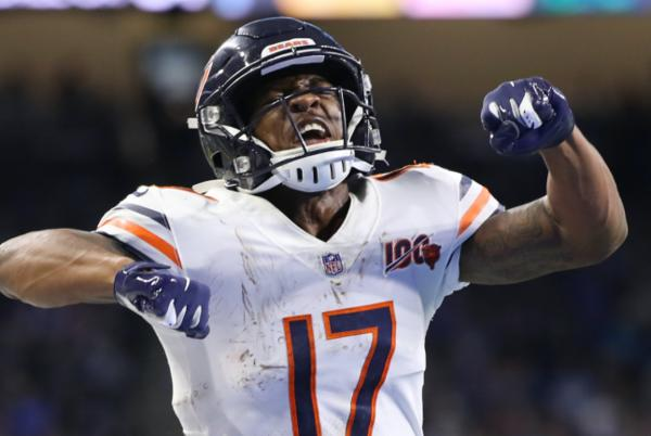 Picture for Bears trade receiver, former second-round pick Anthony Miller to the Texans, per report