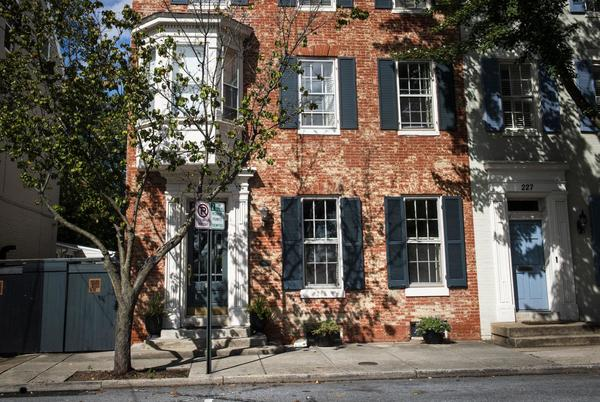 Picture for Historic brick home in Frederick closes at $1.1 million