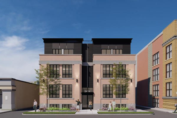Picture for Here's How To Weigh In On Condos Proposed For Vacant Lot In Logan Square