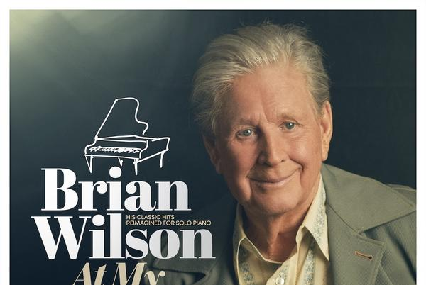 """Picture for Hear """"God Only Knows"""" From Brian Wilson's New Album Of Solo Piano Beach Boys Hits"""