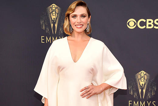Picture for Elizabeth Olsen Honors Sisters Mary Kate & Ashley By Wearing Their Dress To 2021 Emmys