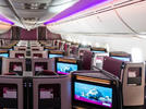Picture for Qatar Airways reveals new 787-9 Business Class Suite, and as expected, it's the new Ascent seat