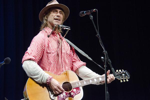 """Picture for Listen: Todd Snider's """"Can't Complain"""" is our Song of the Week from Mountain Stage"""