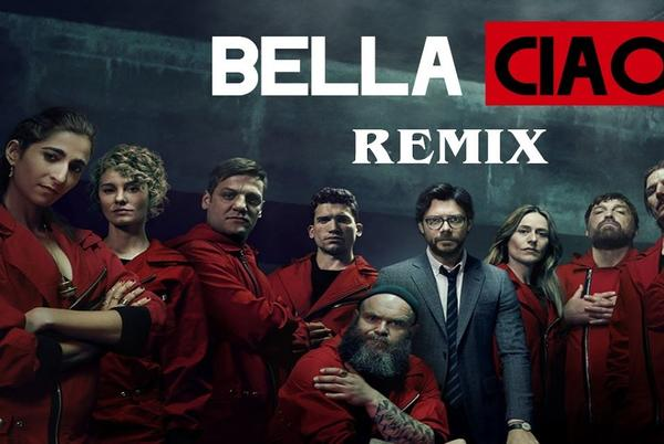 """Picture for Money Heist's song """"Bella Ciao"""" gets a Gujarati remix"""