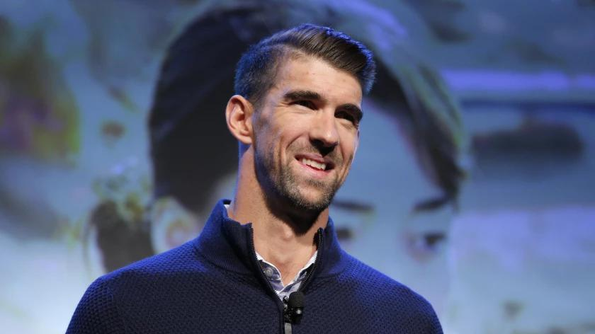 Picture for Michael Phelps reflects on sideline role during Olympic trials