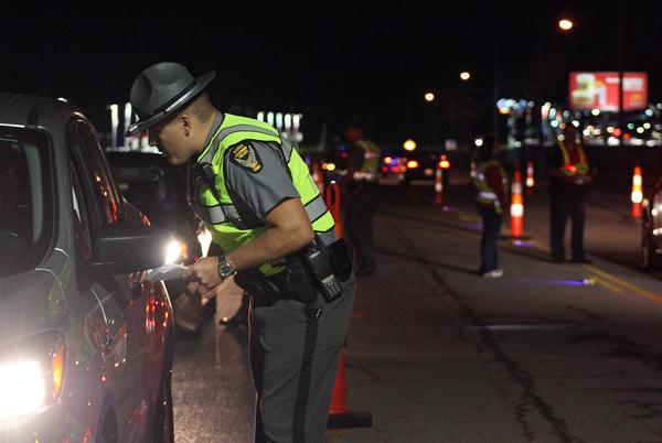 Picture for State patrol OVI checkpoint planned in Ashland County on Friday evening