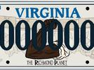 Picture for The Richmond Planet Plate project uplifts the former Black newspaper through license plates