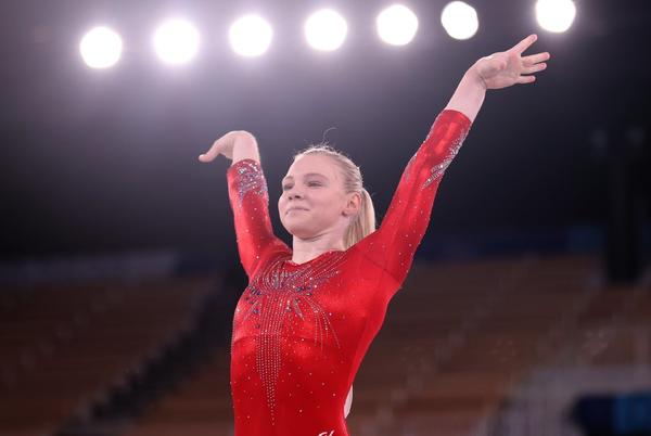 Picture for Who Is Jade Carey? Meet the US Gymnast Replacing Simone Biles in the All-Around Final