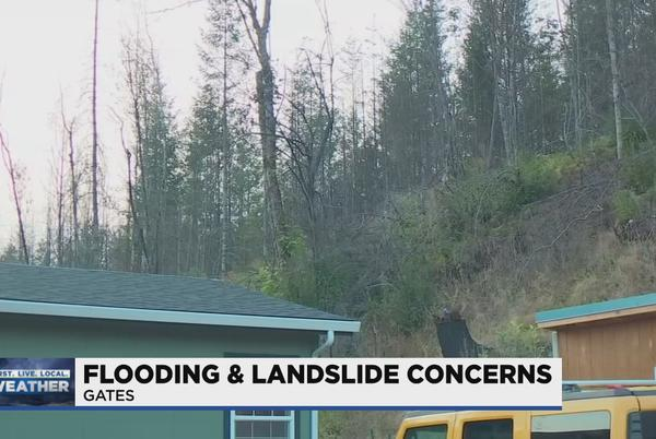 Picture for Marion County officials warn of flash flooding, landslides this weekend