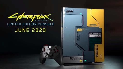 Cyberpunk 2077 Limited Edition Xbox One X Looks Absolutely Rad In New Video News Break