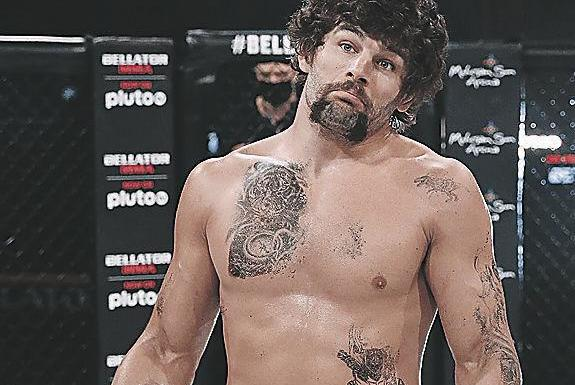 Picture for Polizzi's Bellator victory a huge one