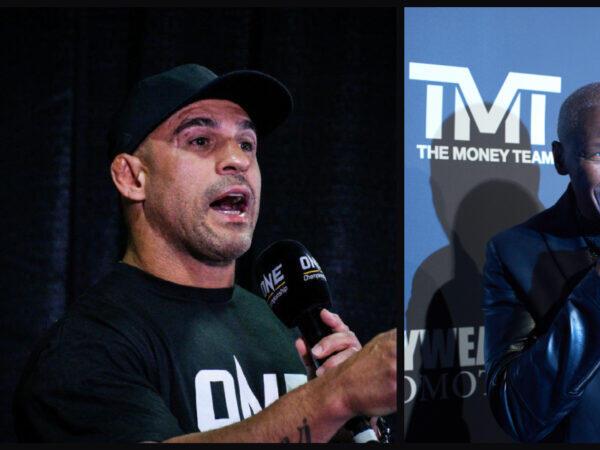 Vitor Belfort Exposes Floyd Mayweather As Fraud #NewsBreakkeeping it real U Tryi... - FLOYD PAUL 3 - 2021