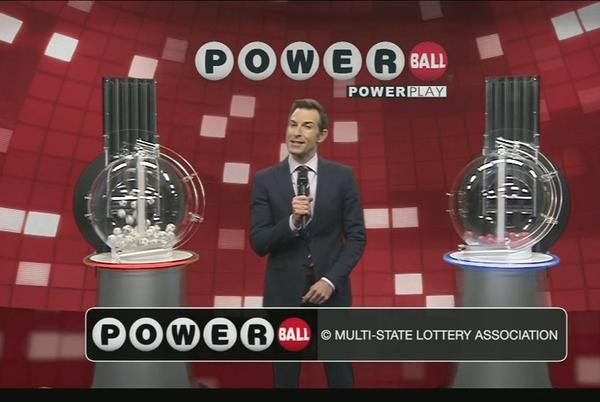 Picture for Powerball: $549 million jackpot up for grabs