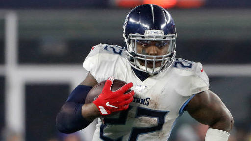 Game-By-Game Projections: Derrick Henry (2020 Fantasy Football ...