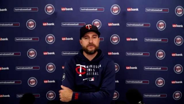 Picture for Texas Rangers | Rocco Baldelli on Buxton, bullpen