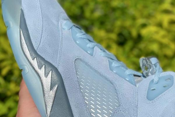 """Picture for Take a First Look at the Air Jordan 5 """"Bluebird"""""""
