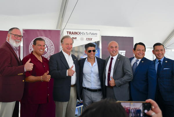 Picture for Dominguez in talks to bring $5 billion electric car manufacturing plant to Brownsville