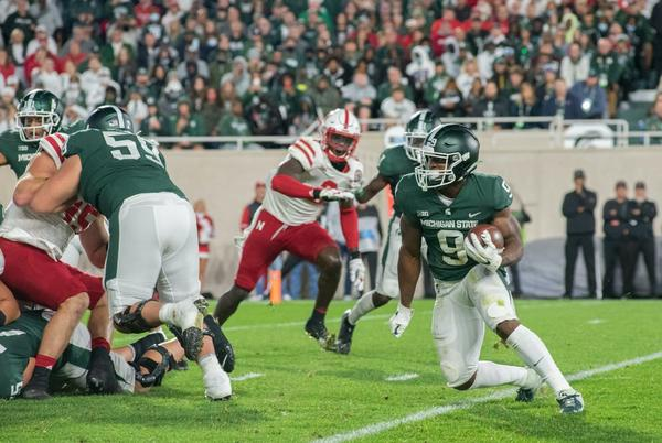 Picture for Michigan State football rises in polls after best start since 2015