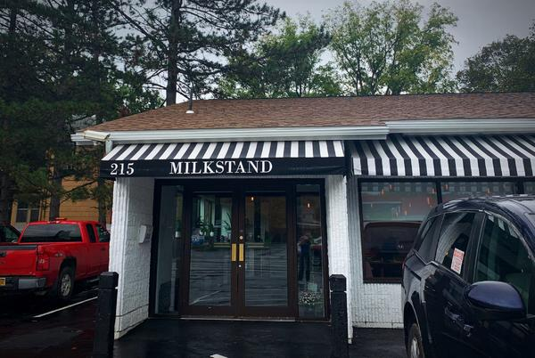 Picture for Milkstand Just Skims the Surface of What's to Come in Ithaca