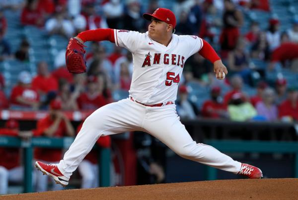 Picture for Angels robbed of game-tying hit in the ninth, lose again to A's