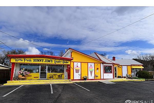 Picture for Sweet Deal: Sunny Jim's Candy Store In Loveland Selling for $647k