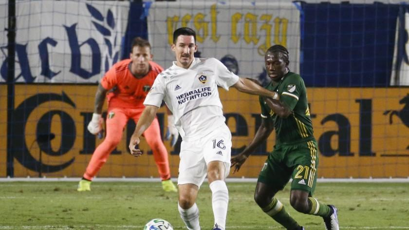 Picture for Experience never gets old for Galaxy's Sacha Kljestan and LAFC's Jordan Harvey