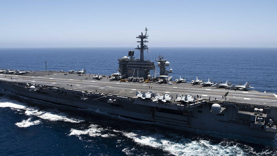 Picture for Pentagon considering permanent naval task force to counter China in the Pacific