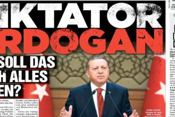 Picture for Man gets suspended sentence for sharing 'Dictator Erdoğan' story on Facebook