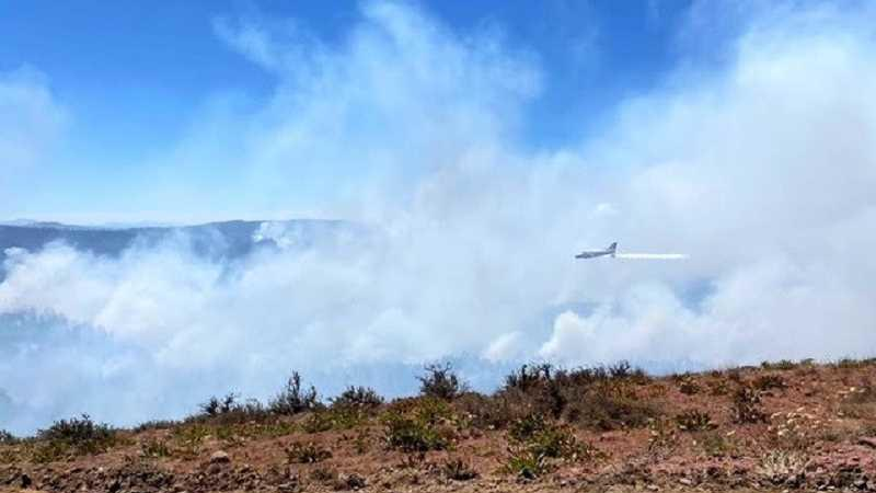 Picture for Crews have S-503 Fire 30% contained