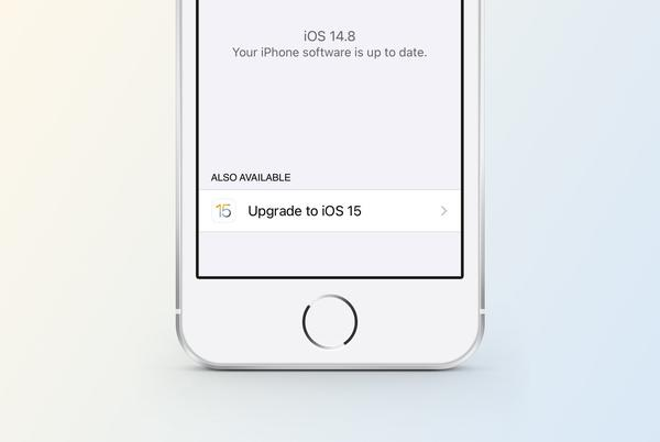 Picture for Not ready for iOS 15? Here's how to stay on iOS 14 and still receive security updates