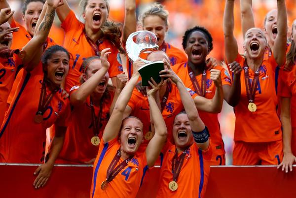 Picture for UEFA Doubles Prize Money For Women's European Championship