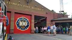Cover for Fishers Fire District celebrates 100 years with food and fun