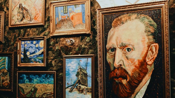 Picture for The Immersive Van Gogh Exhibit Arrived in Charlotte