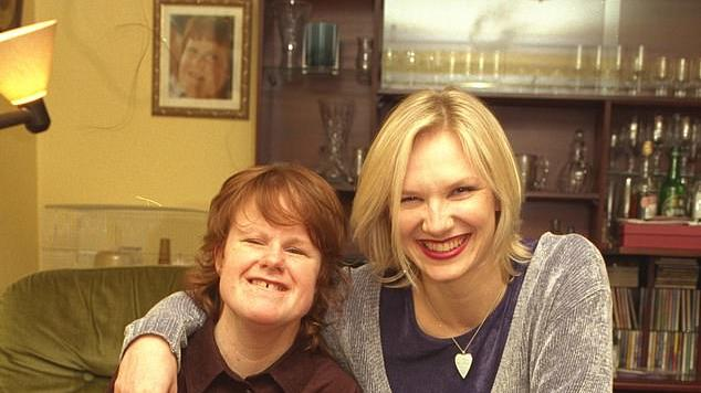 Picture for Jo Whiley wishes sister Frances a happy 53rd birthday in sweet post after her disabled sibling nearly died during Covid battle