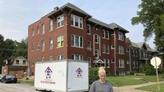 Cover for Moratorium's end may mean thousands of Missouri evictions