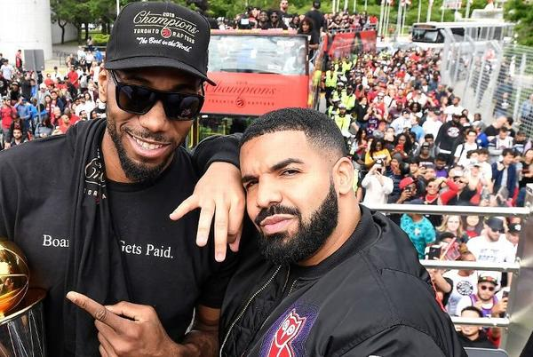 Picture for Drake's 'Certified Lover Boy' album is out and athletes are here for it
