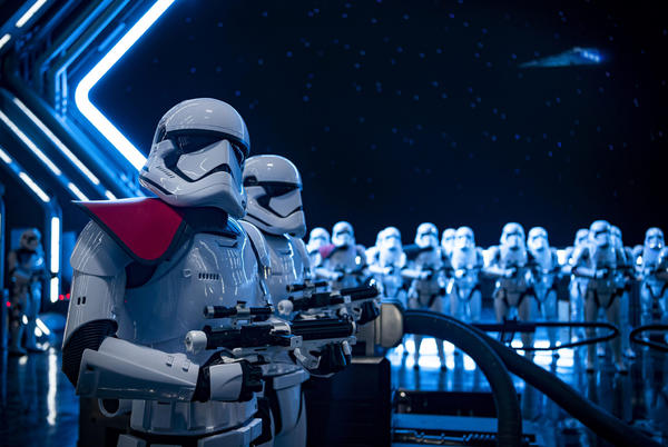 Picture for Standby queue coming to Star Wars: Rise of the Resistance at Disney's Hollywood Studios